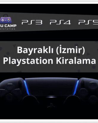 Bayraklı PlayStation Kiralama