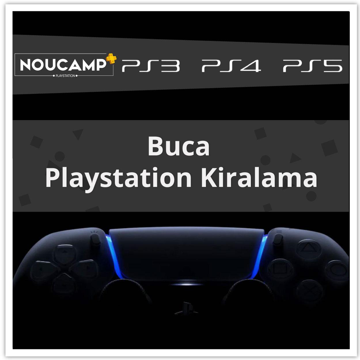 Buca PlayStation Kiralama