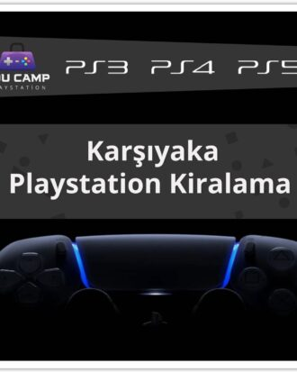 Karşıyaka PlayStation Kiralama