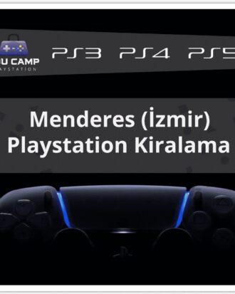 Menderes PlayStation Kiralama